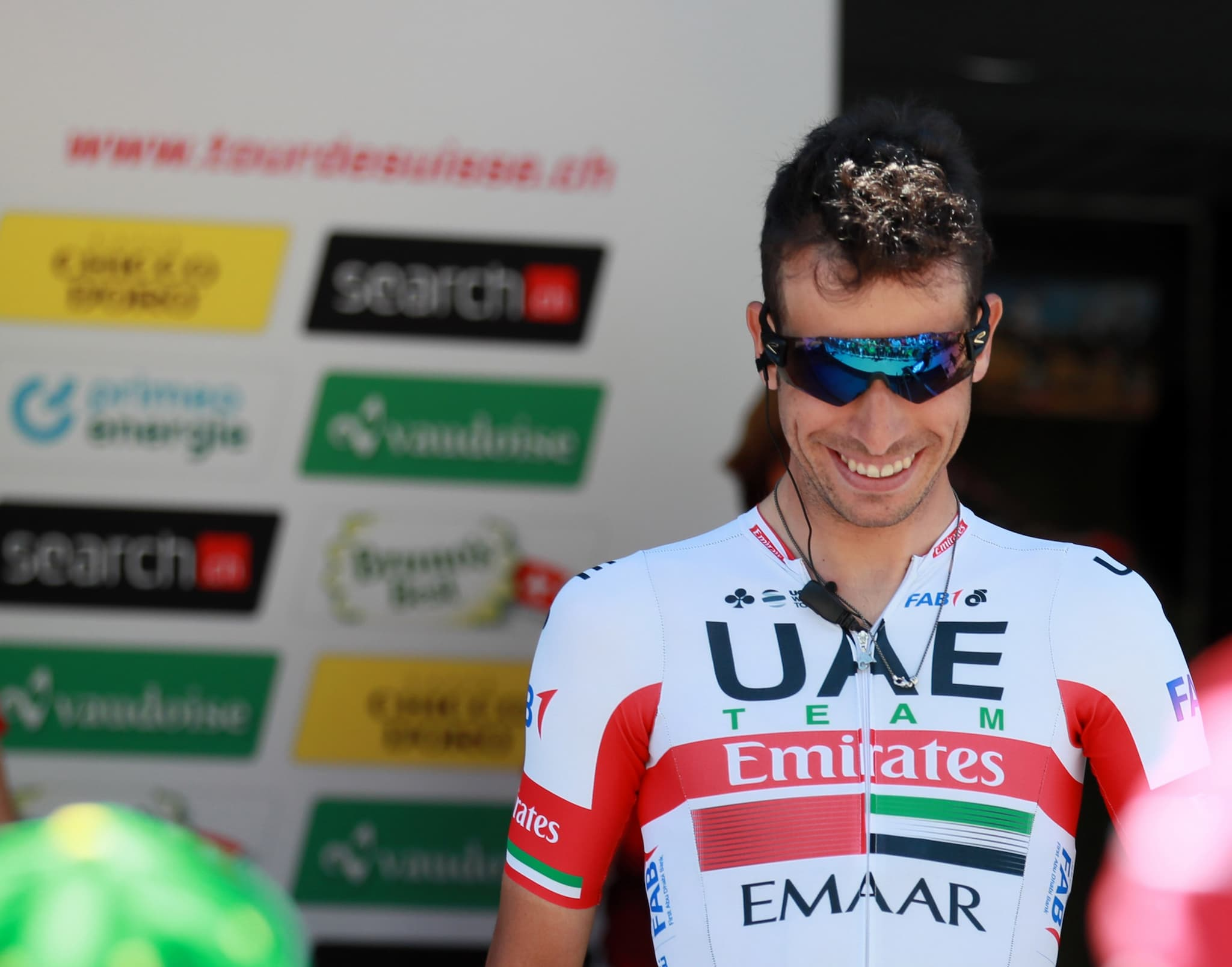 FABIO ARU SARA' AL VIA DEL TOUR DE FRANCE